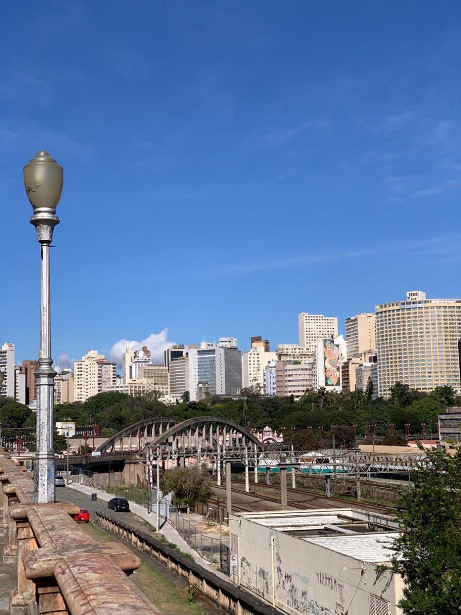 Rua Sapucaí em BH